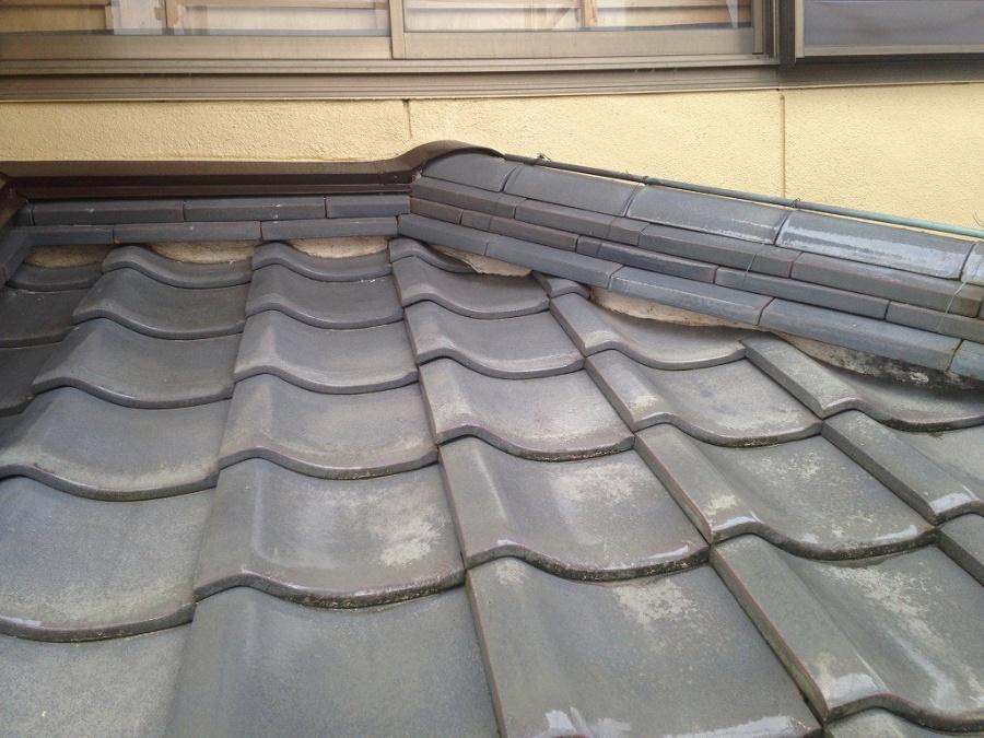 屋根漆喰説明写真⑦