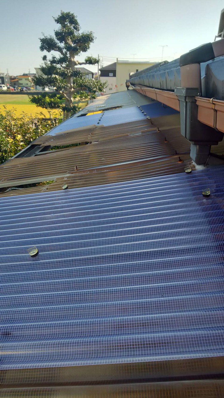 米原市の屋根工事