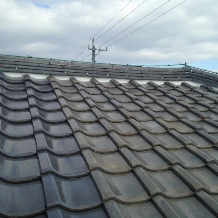 屋根漆喰説明写真⑨