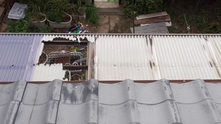 米原市の屋根工事⑤